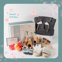 UCHII Premium Mom Baby Born Gift Set Box | Hadiah Kado Lahiran Anak