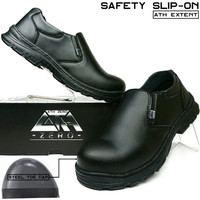 Sepatu Safety Slop Sepatu Kerja Safety Selop Safety Shoes Slip On