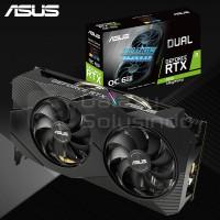 ASUS DUAL GeForce RTX 2060 EVO OC edition 6GB GDDR6 - RTX2060 DDR6