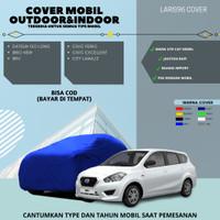 Sarung Cover Mobil Outdoor Datsun Go Long Brio New BRV City Lama/Tipe - Datsun Go Long