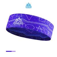 Aonijie E4903 Sweatband Headband - Penahan Keringat Kepala - PURPLE