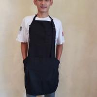 ready custom!!!! apron barista / apron masak / celemek