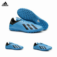 Komponen Ori Sepatu Futsal Adidas X Terbaru Termurah - Hitam, 43
