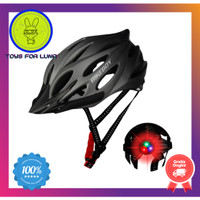 Bikeboy Helm Sepeda Ultralight Breathable Bicycle Cycling Helmet - Hitam