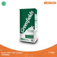 Susu Greenfields UHT Full Cream 1 Lt