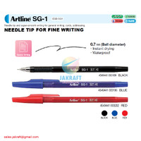 Pulpen Bolpen Pen ARTLINE SG-1 (0.7 mm) Better Than Standard AE7