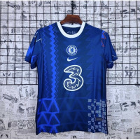 JERSEY BOLA CHELSI PREMATCH TRAINING NEW 2021-2022 GRADE ORI IMPORT