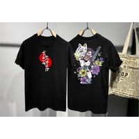 TP Kaos Distro Pria Anime One DB Atasan Pria T-shirt Pria