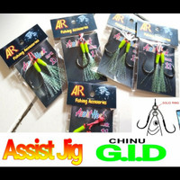 ASSIST JIG HOOK AR (CHINU GID)