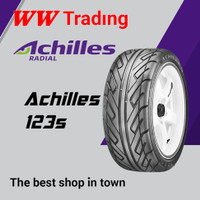 Ban Achilles 123S 195/50 R15