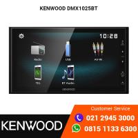 Kenwood DMX1025BT – Head Unit 2Din 7 Inch