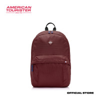 American Tourister Rudy Backpack 1 - Ruby Wine