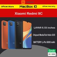 Xioami Redmi 9C 3/32 RAM 3GB ROM 32GB Garansi Resmi TAM