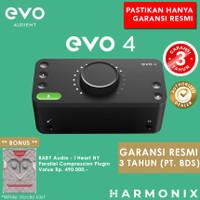 EVO by Audient EVO 4 USB Audio Interface
