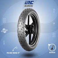 Ban Tubles Motor Bebek RACING COMPOUND IRC FASTI 2 90/80 Ring 17