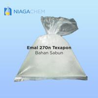 Emal 270N Texapon (Bahan Sabun) 1kg