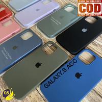 SILICONE CASE ORIGINAL IPHONE 12 / 12 MINI / 12 PRO MAX BACK COVER