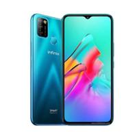 Infinix Smart 5 Smartphone - 2/32GB - Garansi Resmi - Cyan