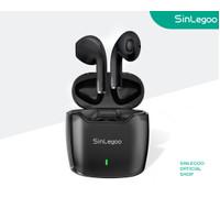 Sinlegoo Sinpods Earphone Bluetooth Headset Earbuds TWS Garansi Resmi