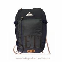 Tas Ransel 40L Borderpass-2 Cabin Eiger 910004250 002 Travel Bag Navy