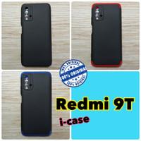 Case Redmi 9T GKK 360 Original - casing cover xiaomi Redmi9T