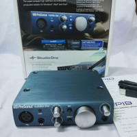 Presonus Audiobox iOne USB/iPad Audio interface soundcard recording