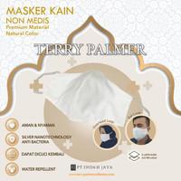MASKER KAIN TERRY PALMER (10PCS)