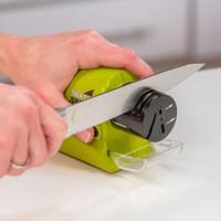 Pengasah Pisau Gunting Dapur Asahan Elektrik Multifungsi