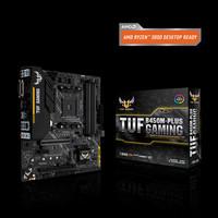 ASUS B450 TUF Gaming Plus / Asrock B450 Steel Legend