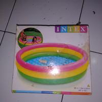 Intex Three ring pool (kolam balon)