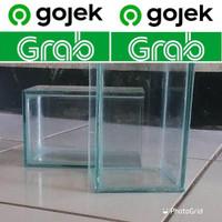 Soliter kaca cupang / aquarium mini ikan hias
