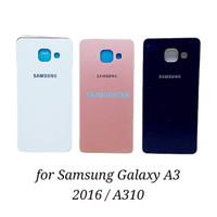 Backdoor / Casing Tutup Baterai Samsung A3 A310 2016 Original