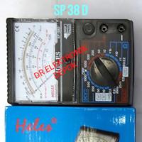 Multimeter ORI Avometer Multitester Analog Heles SP 38 D SP38D