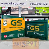 Aki Mobil GS MF NS 70 / 65D26R (65Ah) Aki Kering ORI ASTRA