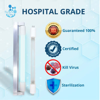Nano UV Germicidal Lamp Type TL 20W – Lampu Sterilisasi Virus