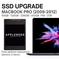 SSD Macbook pro 2007-2012 480gb 240gb 500gb