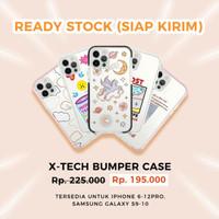 READY STOCK - iPhone XR X-Tech Bumper Case