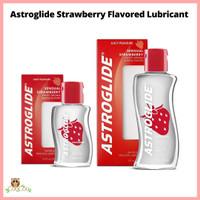 Astroglide Strawberry Flavored Lubricant