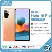 Xiaomi Redmi Note 10 Pro 8/128GB & 6/64GB Garansi Resmi