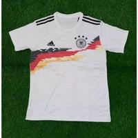 Jersey Kaos Baju Bola Timnas Jerman Germany German Home 2018 2020 2021