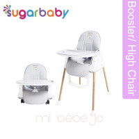 Sugar Baby My Chair (Baby Booster & High Chair) : 6 Growing Stages