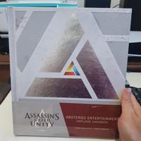 Assasin Creed Unity Abstergo Entertainment Employee Handbook