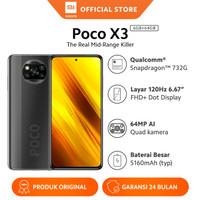 Xiaomi Official Poco X3 NFC 6/64GB Snapdragon™ 732G Mi Smartphone