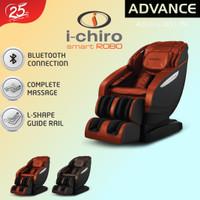 Kursi Pijat ADVANCE I-Chiro Smartrobo - Orange