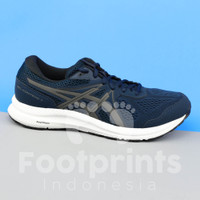 Sepatu Lari Asics Gel Contend 7 French Blue Running Shoes Original