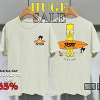 T-shirt Simpson Tribe / Kaos Distro Atasan Pria / Kaos Pria / Kaos