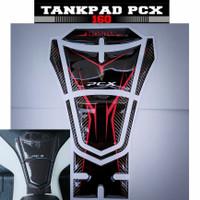 Tankpad stiker anti gores pelindung tutup bensin motor honda pcx 160