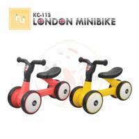 Inui London Mini Bike KC-113/Sepeda Anak Inui/Sepeda Balance