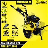 Mesin Bajak Tanah Mini Tiller Cultivator Firman FTL900H FTL 900H