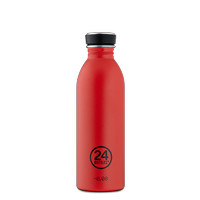 24Bottles Urban 1000ml Hot Red Botol Minum Tumbler Stainless Steel